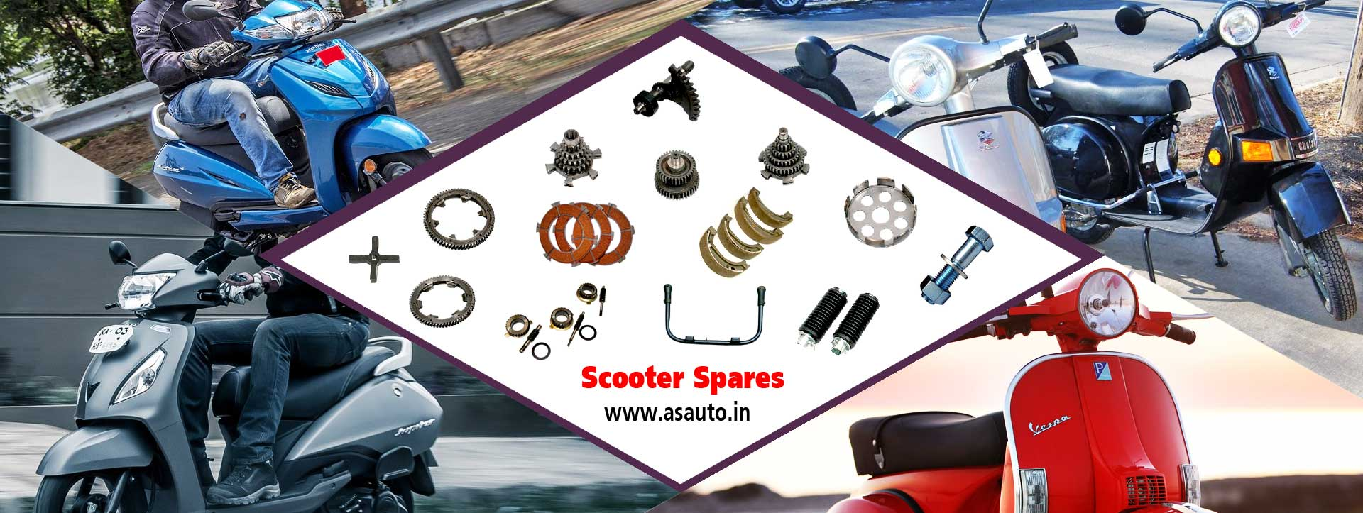scooter auto parts 4 stroke scooter spare parts manufacturers suppliers distributors in india punjab ludhiana