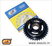 CHAIN SPROCKET ( HEAVY DUTY ) BULLET
