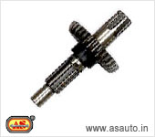 TRANSMISSION SHAFT OUT PUT  (2nd 30 TEETH) KB 4 STROKE HONDA ACTIVA