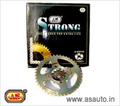 CHAIN SPROCKETS SET