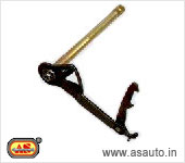 GEAR SHAFT WITH LEVER HERO HONDA