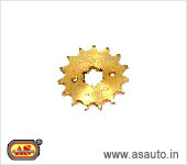 FRONT  WHEEL SPROCKET HERO HONDA